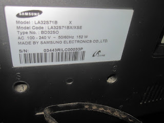 SAMSUNG SERVICE LCD LED TV 021 4098 1105 IMG_5857