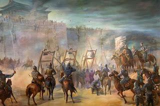 3. Ekspansi Mongol   6 Perang Terbesar Dalam Sejarah Manusia - Ekspansi Mongol