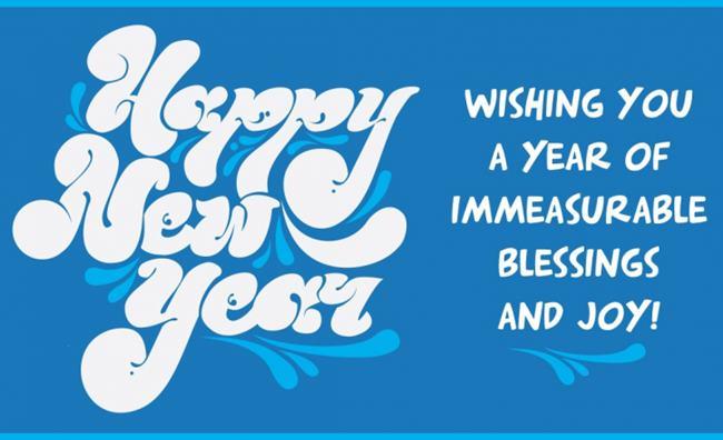 70+ Happy New Year Wishes 2018, Status, Greetings