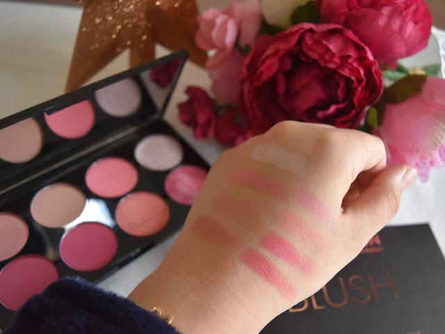 J'ai testé pour vous les palettes Makeup Revolution
