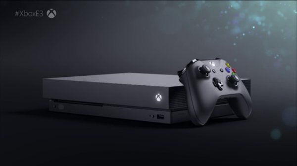 مايكروسوف تكشف عن منصتها الجديدة Xbox One X
