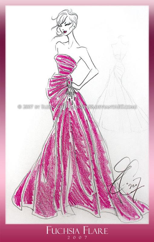 SMART FASHION WORLD: Fashion Design Sketches