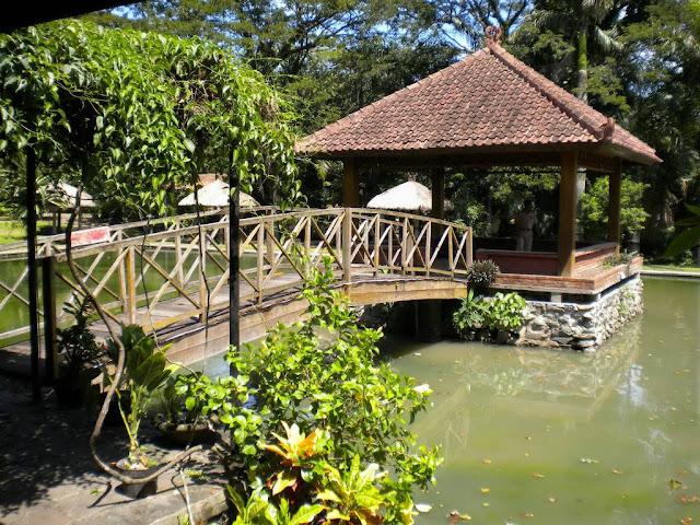 Tempat Wisata Taman Lele di Semarang