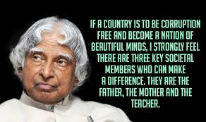 kalam inspiring youth
