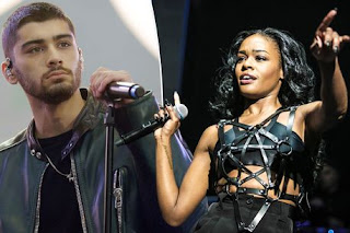 Azealia Banks lashes attacks Zayn Malik