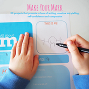 Our brand new e-book is a fantastic resource with 30+ projects that will help your child develop a love of writing, creative storytelling, self-confidence and compassion.