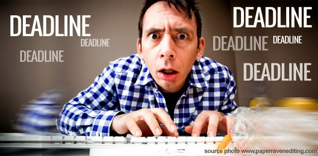 Tips Menulis Artikel Web Di Bawah Deadline