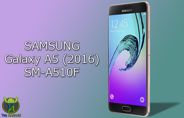 Download A510FXXU3BQB1 | Galaxy A5 (2016) SM-A510F