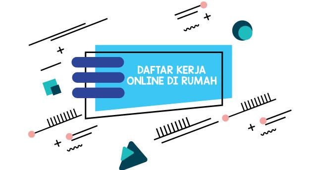 Daftar Kerja Online terbaik