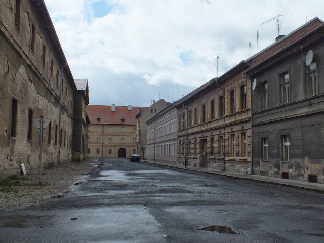 calles de terezin