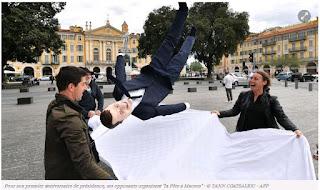 ce que réclament les manifestants à Paris