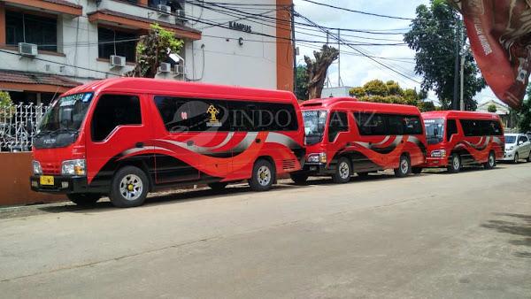 Layanan Baru: Sewa Elf Jakarta dari Indotranz dengan 18 Seater