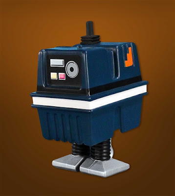 "Power Droid 7.5"" Jumbo Vintage Kenner Star Wars Action Figure by Gentle Giant"