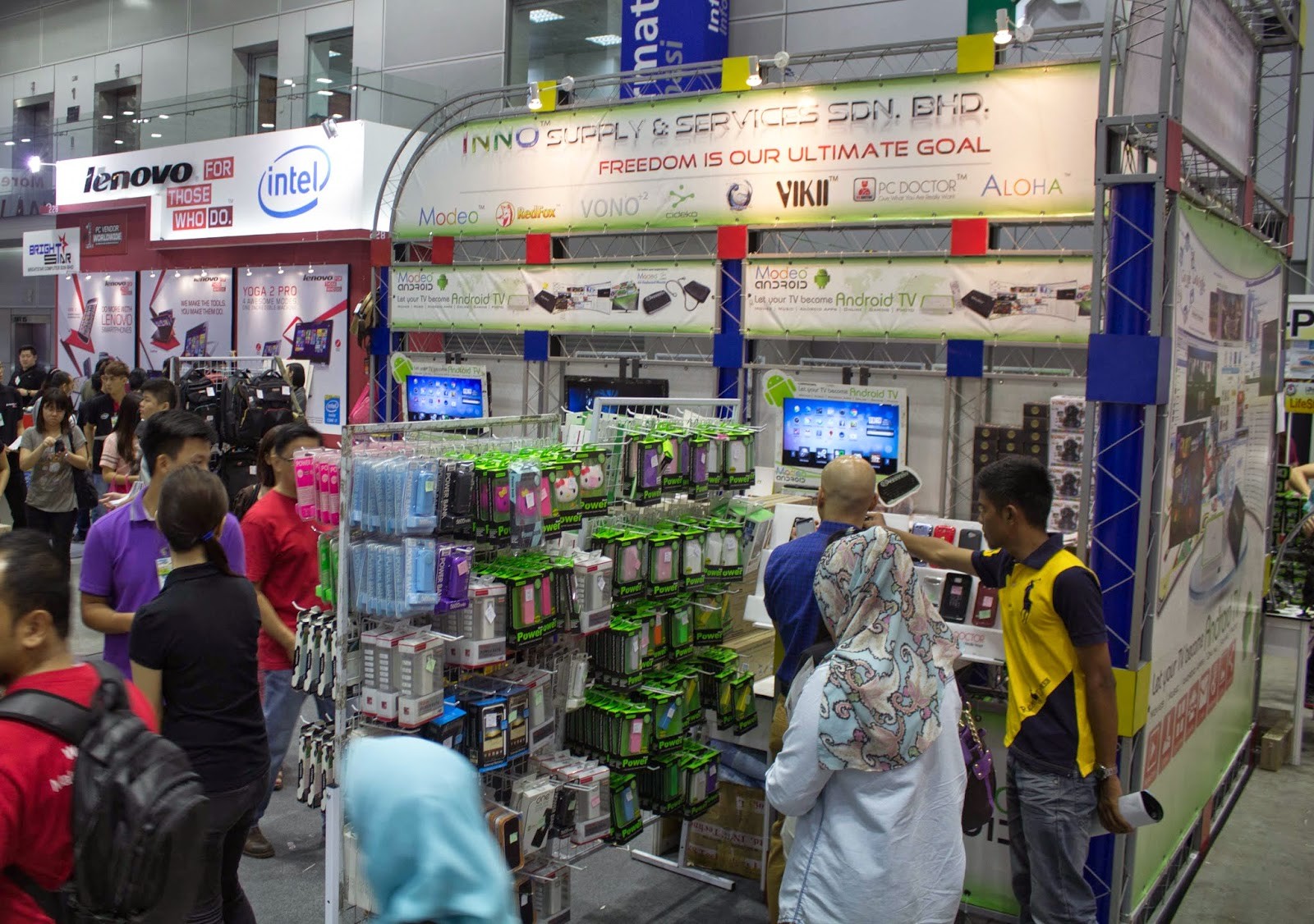 Coverage of PIKOM PC Fair 2014 @ Kuala Lumpur Convention Center 334