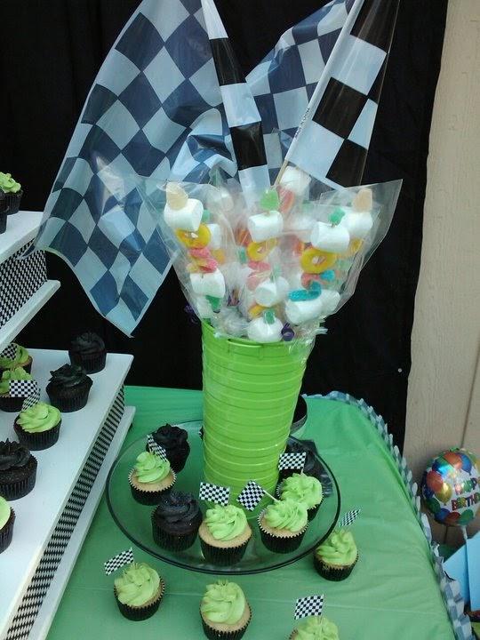 Bits N Bytes Rigo S 8th Birthday Grave Digger Party