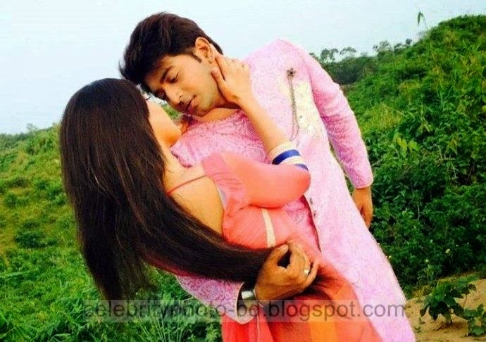 Mahiya Mahi and Bappy Chowdhury's Some Romantice Hot Photos Latest Collection From Bangla Movie Honeymoon (2014)