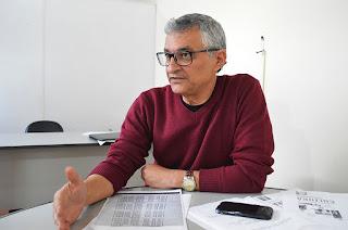 Márcio de Paula assume Cultura com objetivo de fomentar a parceria com a iniciativa privada para a realização dos eventos