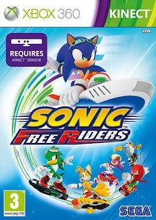 Sonic Free Riders (X-BOX360) 2010