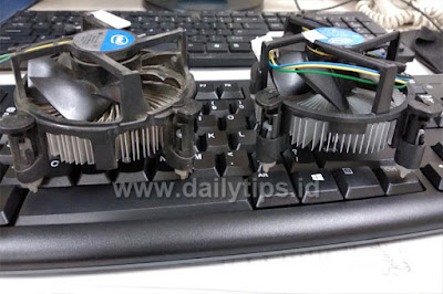 Cara Mengatasi CPU Fan Error Asus ! Press F1 to Resume