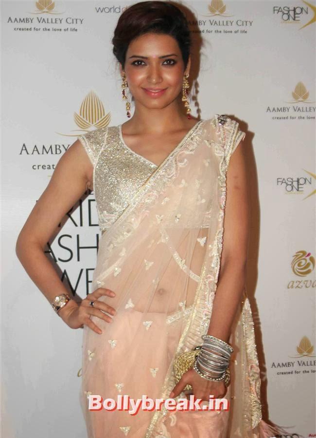 Karishma Tanna, Bollywood Celebs at India Bridal Fashion Week