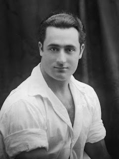 Charles Atlas, born Angelo Siciliano, pictured in around 1920