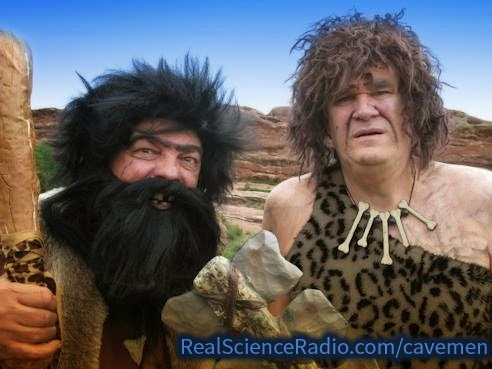Bob Enyart and Fred Williams from Real Science Radio, scene from promo video