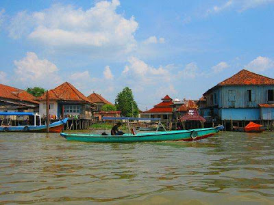 Mensyukuri Manfaat Sungai Musi