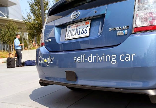【Eng - Writing】Diary - California gears up for driverless cars