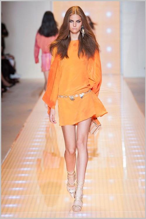 Đầm, váy màu sắc sặc sỡ 2