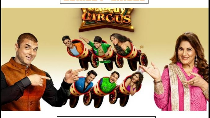 Download Comedy Circus 2018 (2018) EP-1 (15 Sep) Hindi 720p HDTV x264 400MB