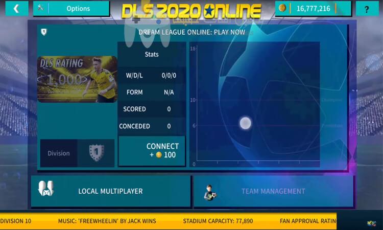 تحميل لعبة دريم ليج 2020 برابط مباشر من ميديا فاير