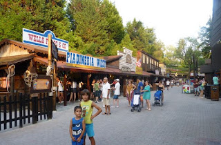 Gardaland, Far West.