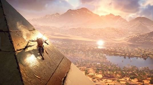 أكثر من 20 مليون صورة تم إلتقاطها في لعبة Assassin's Creed Origins و الإعلان عن مسابقة من طرف Ubisoft