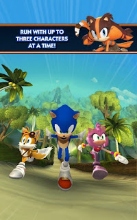 Sonic Dash 2 Sonic Boom Mod Apk Download For Android Free Full