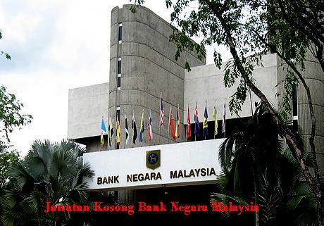 Jawatan Kosong Polis Bantuan Bank Negara Malaysia