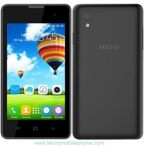 Tecno W1 Stock Firmware