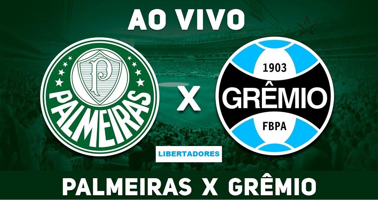 Assistir Palmeiras x Grêmio Ao Vivo