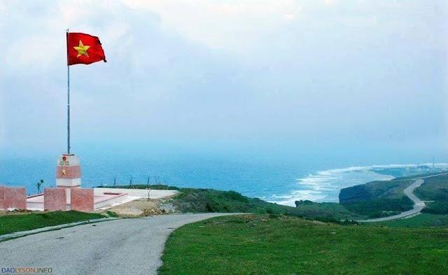 Cột cờ chủ quyền Đảo Lý Sơn - Hình 5