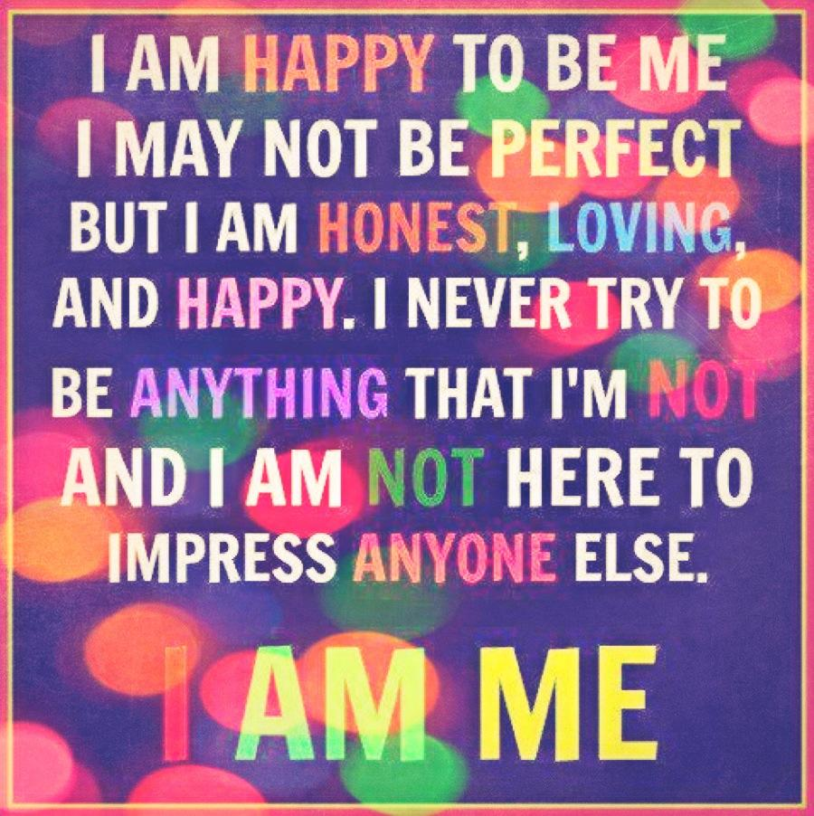 Me I Am Not Fake Quotes