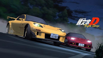 Phim Initial D Fifth Stage