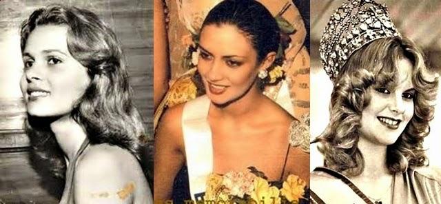 Misses Universo Brasil 1978, 1979 e 1980