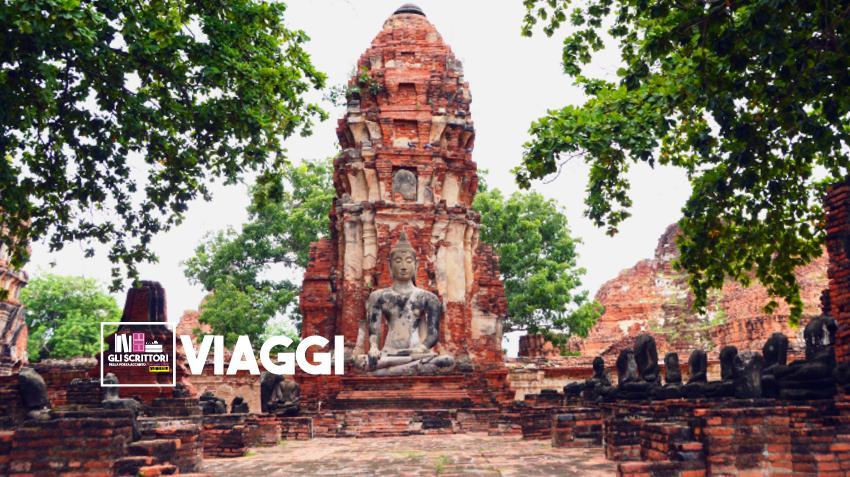 Viaggio in Thailandia tra le antiche capitali del Siam