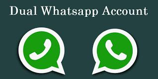 uko wakoresha Whatsapp 2 muri Smartphone(telephone).