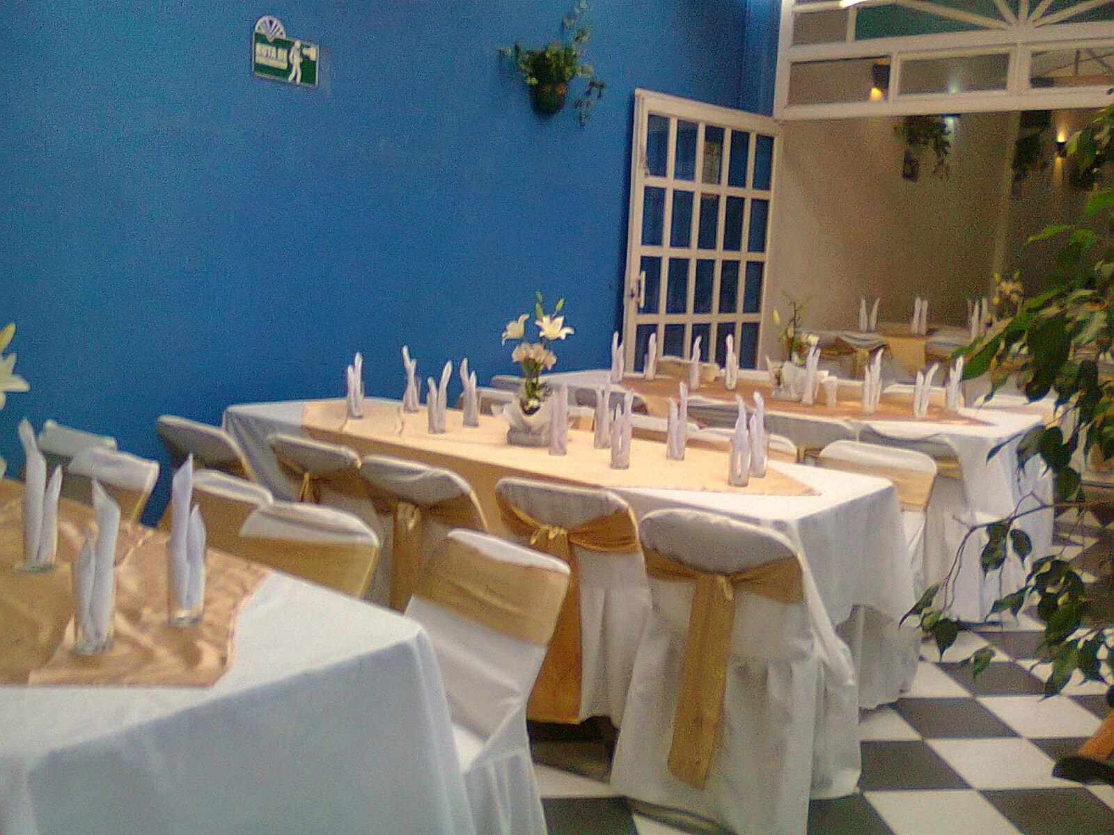 Salón De Fiestas Terraza Iris Más