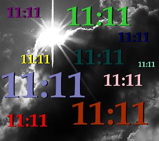 Resultado de imagen para 11:11 evil has