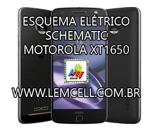 Service-Manual-schematic-Diagram-Cell-Phone-Smartphone-Celular-Motorola-Moto-Z-Power-XT1650