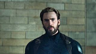Captain America's entrance scene nearly included Santa Claus