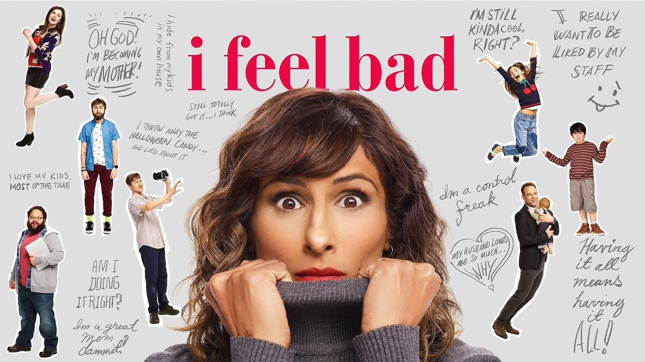 Poster promocional de I Feel Bad