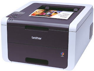 Brother HL-3140CW Digital Color Printer Wireless