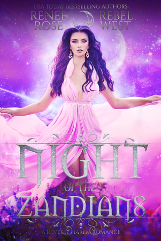 Up til dawn book blog review night of the zandians by renee rose rebel west fandeluxe Choice Image